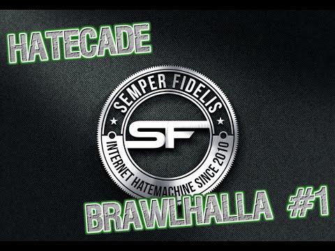 Brawlhalla #1 - Entjungferung - HateCade