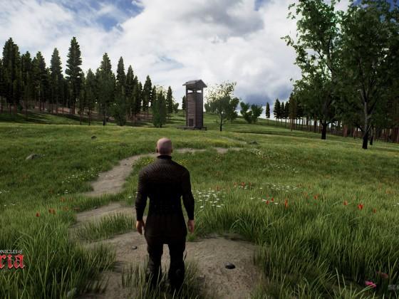 Chronicles of Elyria: Developer Screenshot